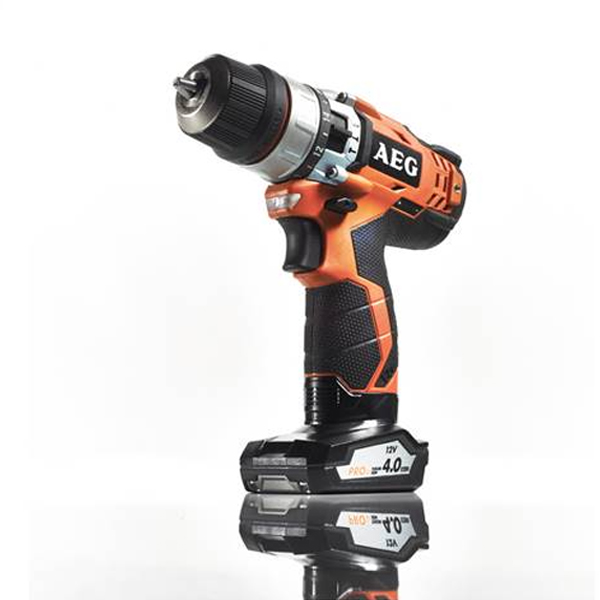 AEG 12V - 2 Speed Impact Drill BSB 12 C2 Li
