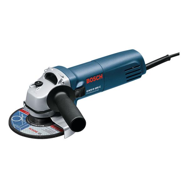 Bosch Small Angle Grinder GWS 8-100 C