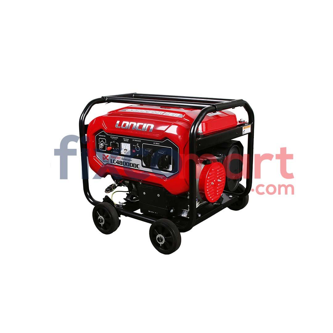Generator / Genset Loncin LC 4800 DDC