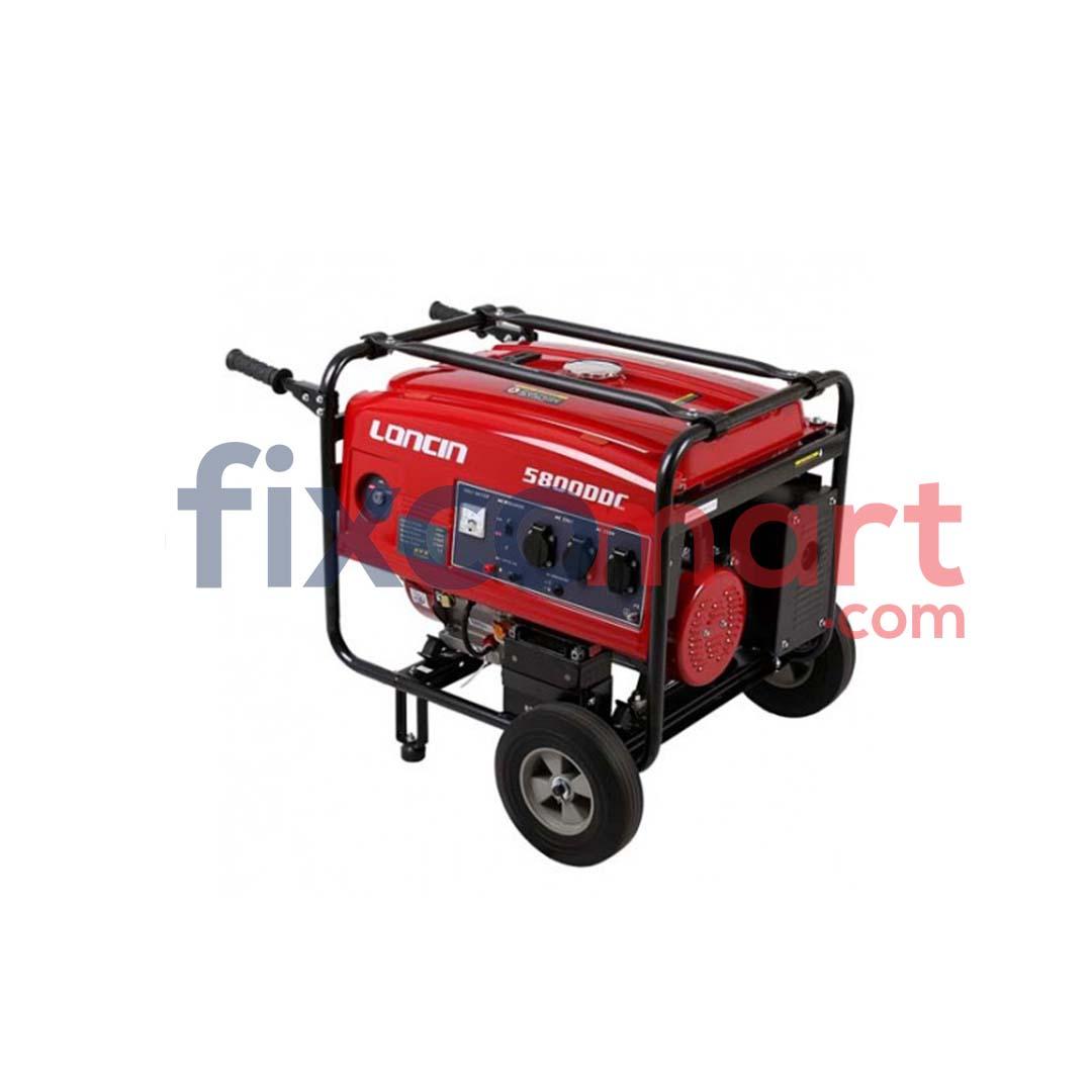 Generator / Genset Loncin LC 5800 DDC
