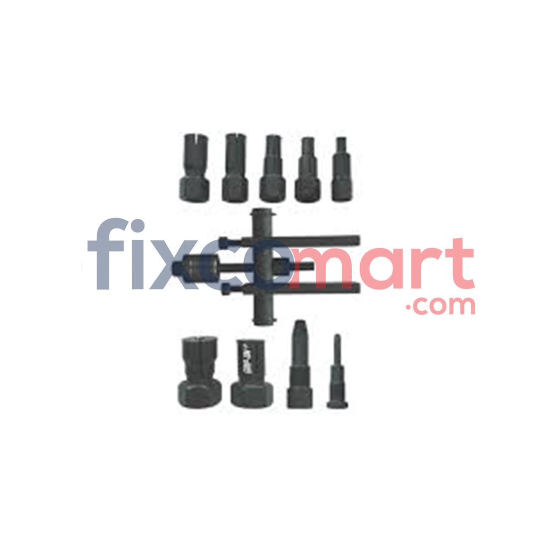 Grip On Treker Bearing Puller Set 10 Pcs 18-836
