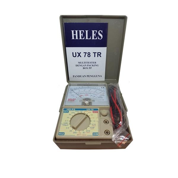 Heles Multimeter UX78TR