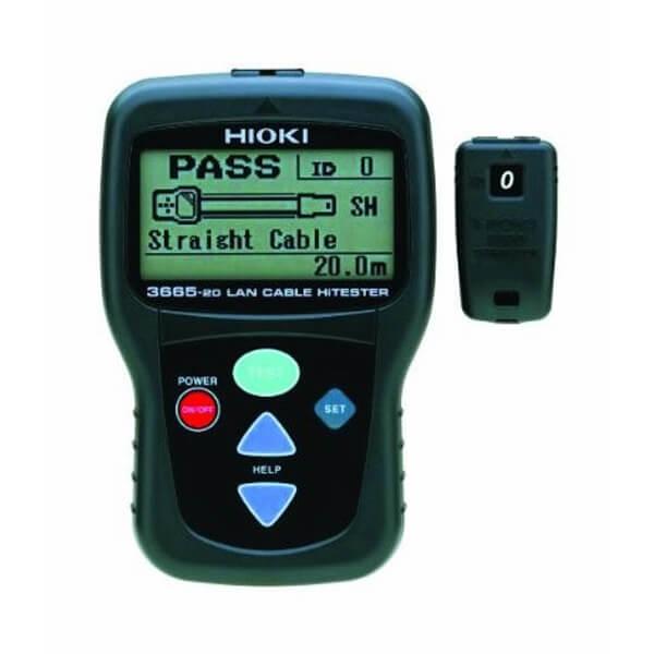 Hioki LAN Cable Tester 3665-20