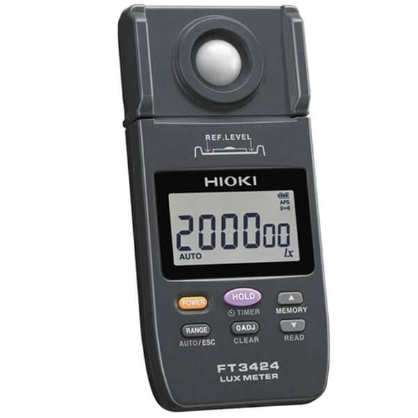 Hioki LUX Meter FT3424