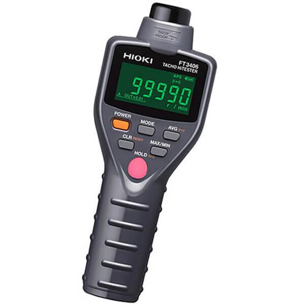 Hioki Tachometer HI TESTER FT 3406