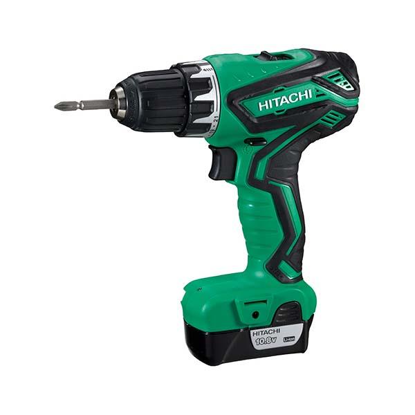 Hitachi Cordless Driver Drill 10 mm DS 10DAL