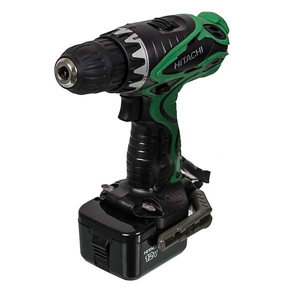 Hitachi Cordless Driver Drill 12 mm DS 12DVF3