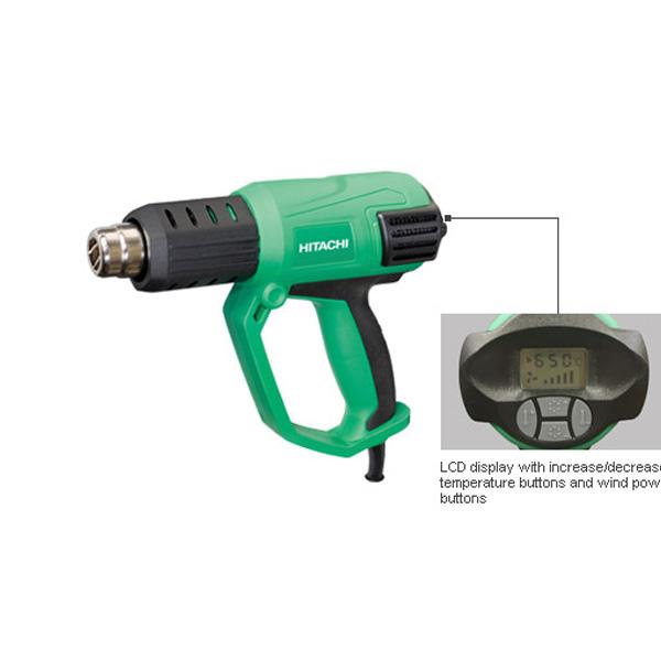 Hitachi Heat Gun Electronic RH 650V