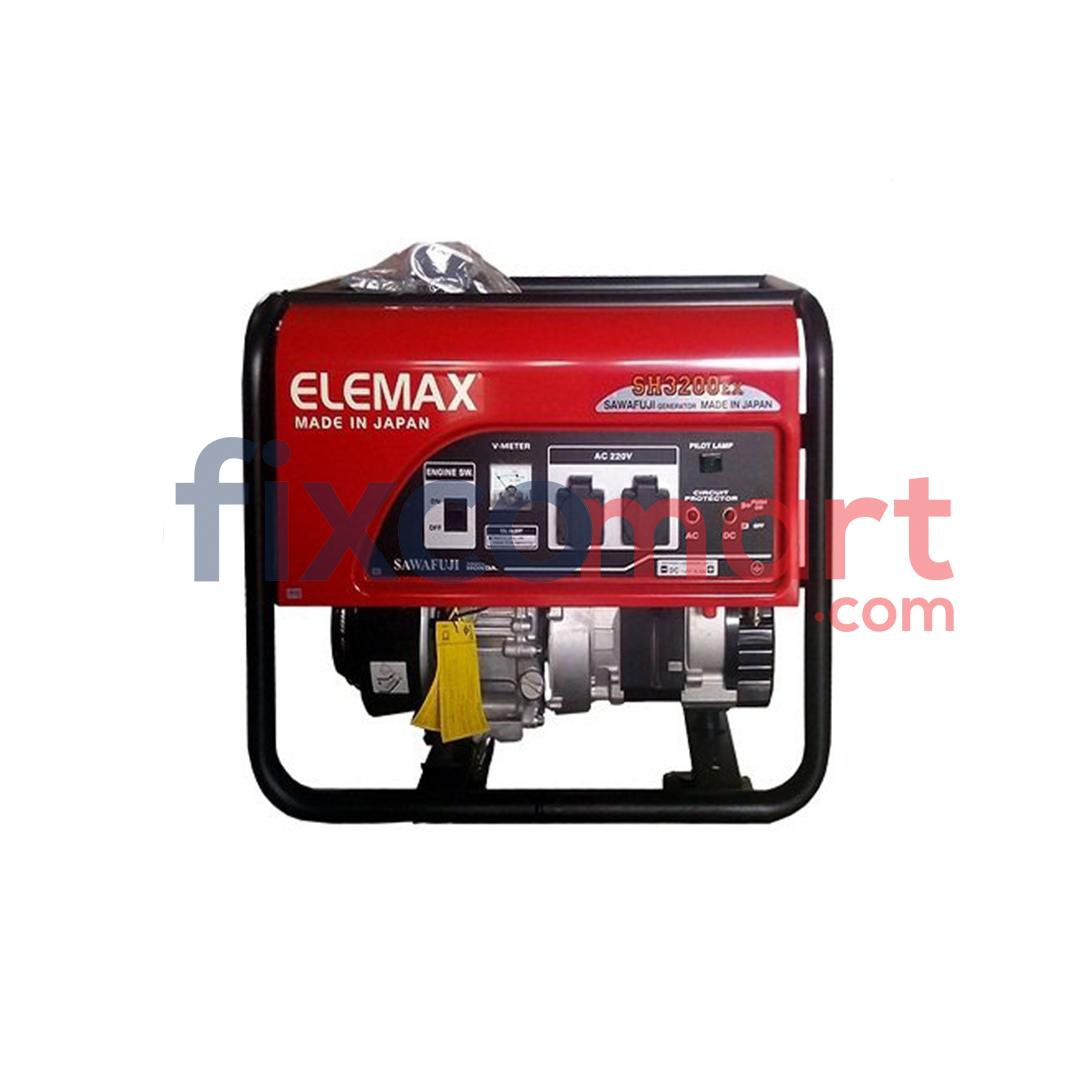 Honda Genset Generator Elemax SH 3200 EX