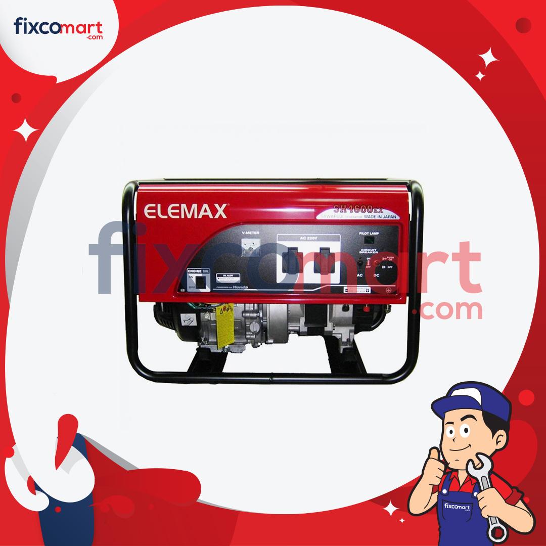 Honda Genset Generator Elemax SH 4600 EX