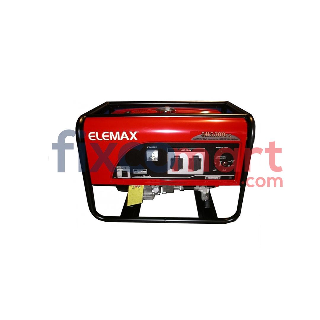 Honda Genset Generator Elemax SH 5300 EX