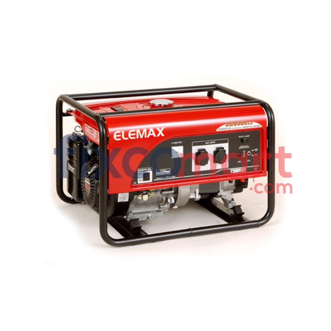 Honda Genset Generator Elemax SH 6500 EX
