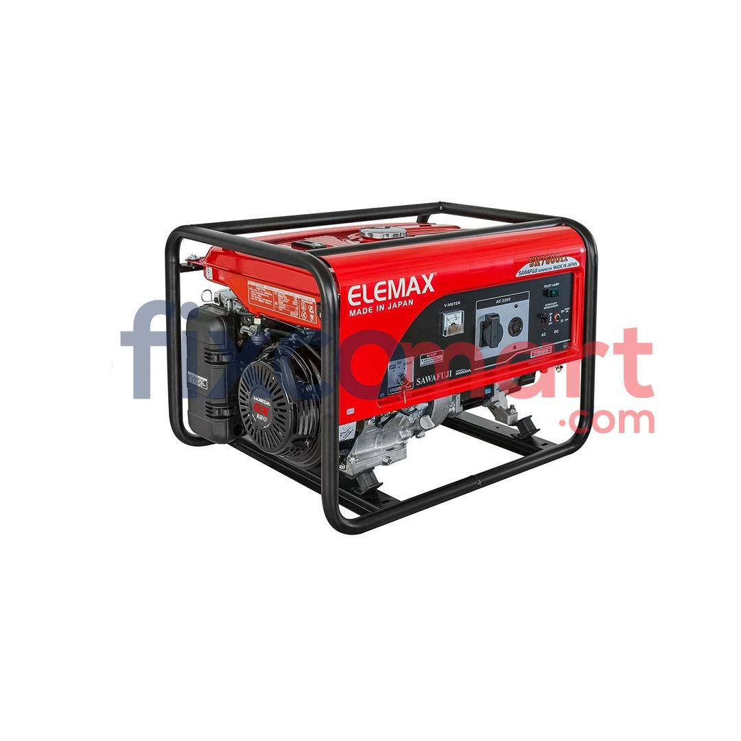 Honda Genset Generator Elemax SH 7600 EX