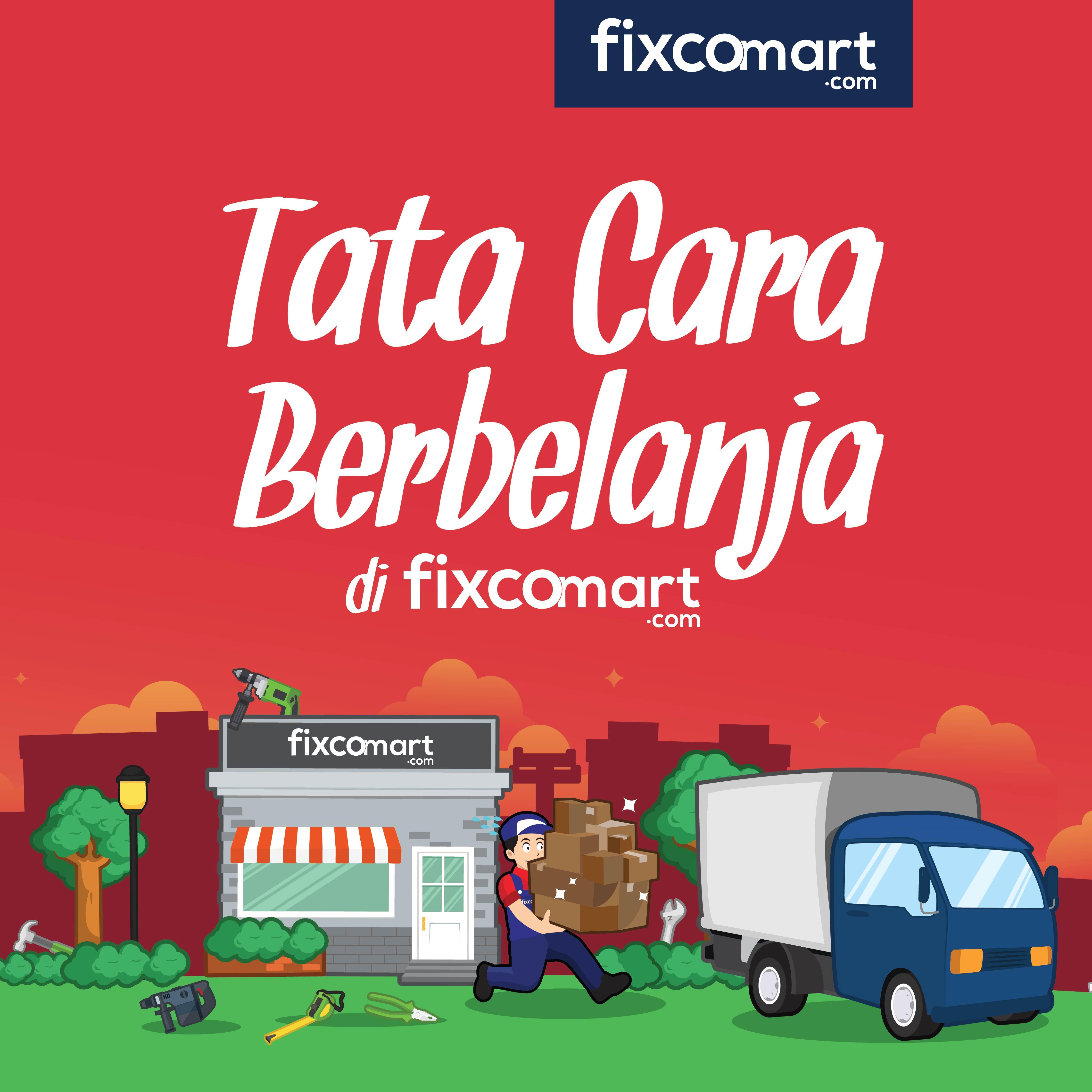 Cara Menggunakan Kode Kupon Belanja FixcoMart