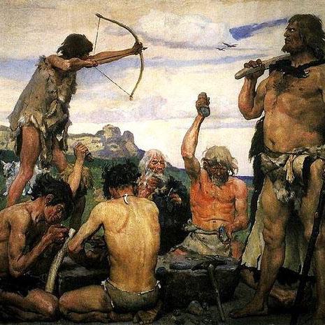 Mengenal Peralatan Perkakas Manusia Purba Zaman Praaksara