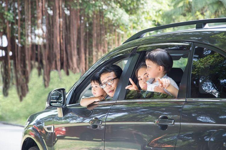 Perkakas Wajib Untuk Liburan Dengan Mobil