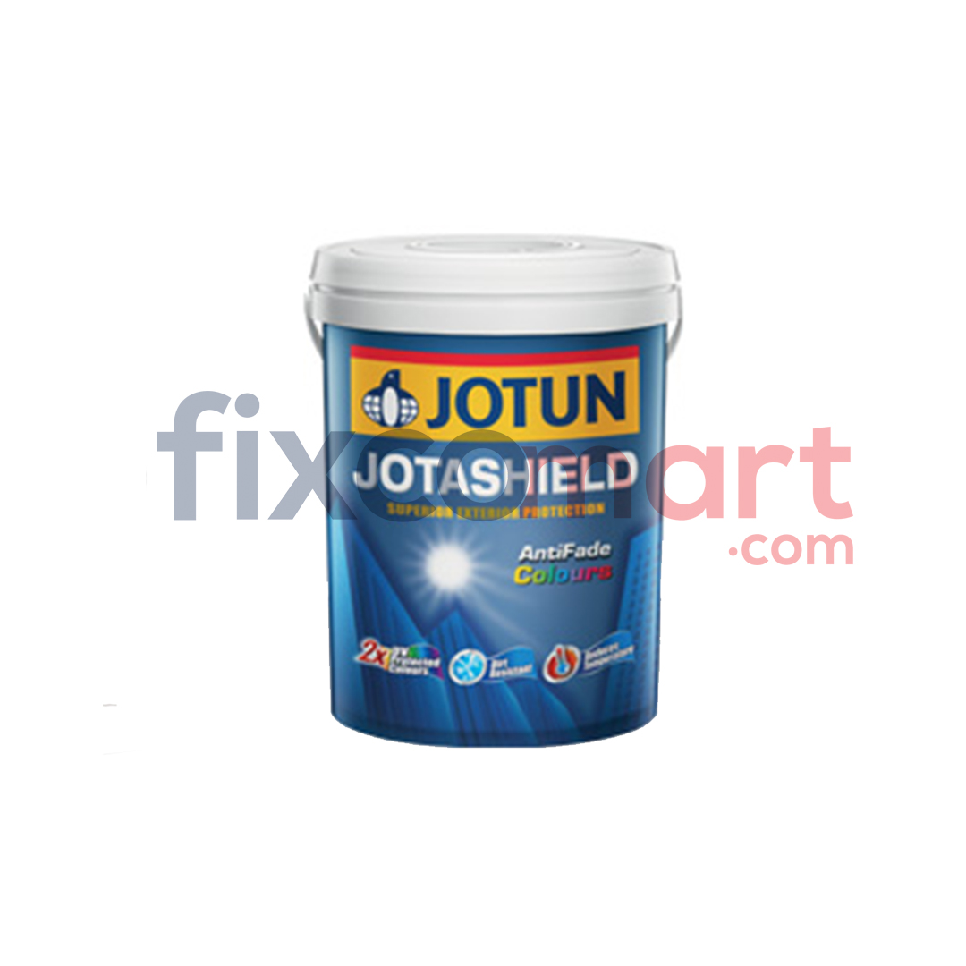 JOTUN JOTASHIELD ANTIFADE 20LT - PURE YELLOW CAT TEMBOK INTERIOR
