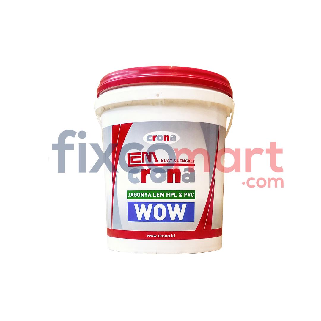 Lem Crona WOW Lem HPL & PVC