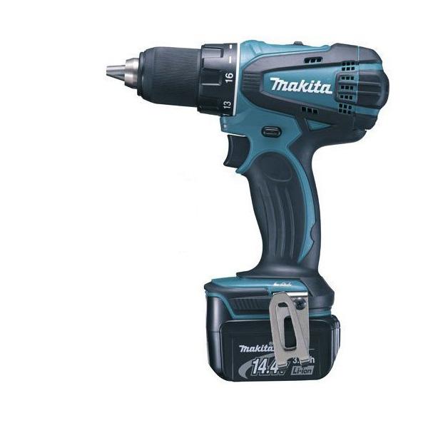 Makita Cordless Brushless Drill DD F448 RMJ