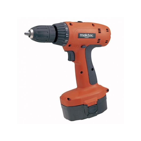 Maktec Cordless Driver Drill MT 065 SK2