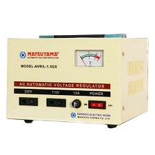 Matsuyama Stabilizer AVR1.5GS-LD Kapasitas 1500 Watt