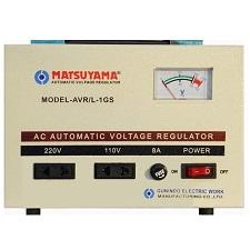Matsuyama Stabilizer AVR1GS-LD Kapasitas 1000 Watt