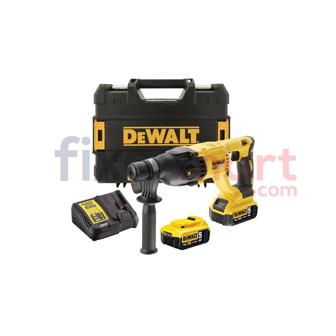 Mesin Bor Beton Baterai Hammer Drill DCH133P2 DEWALT DCH 133 P2