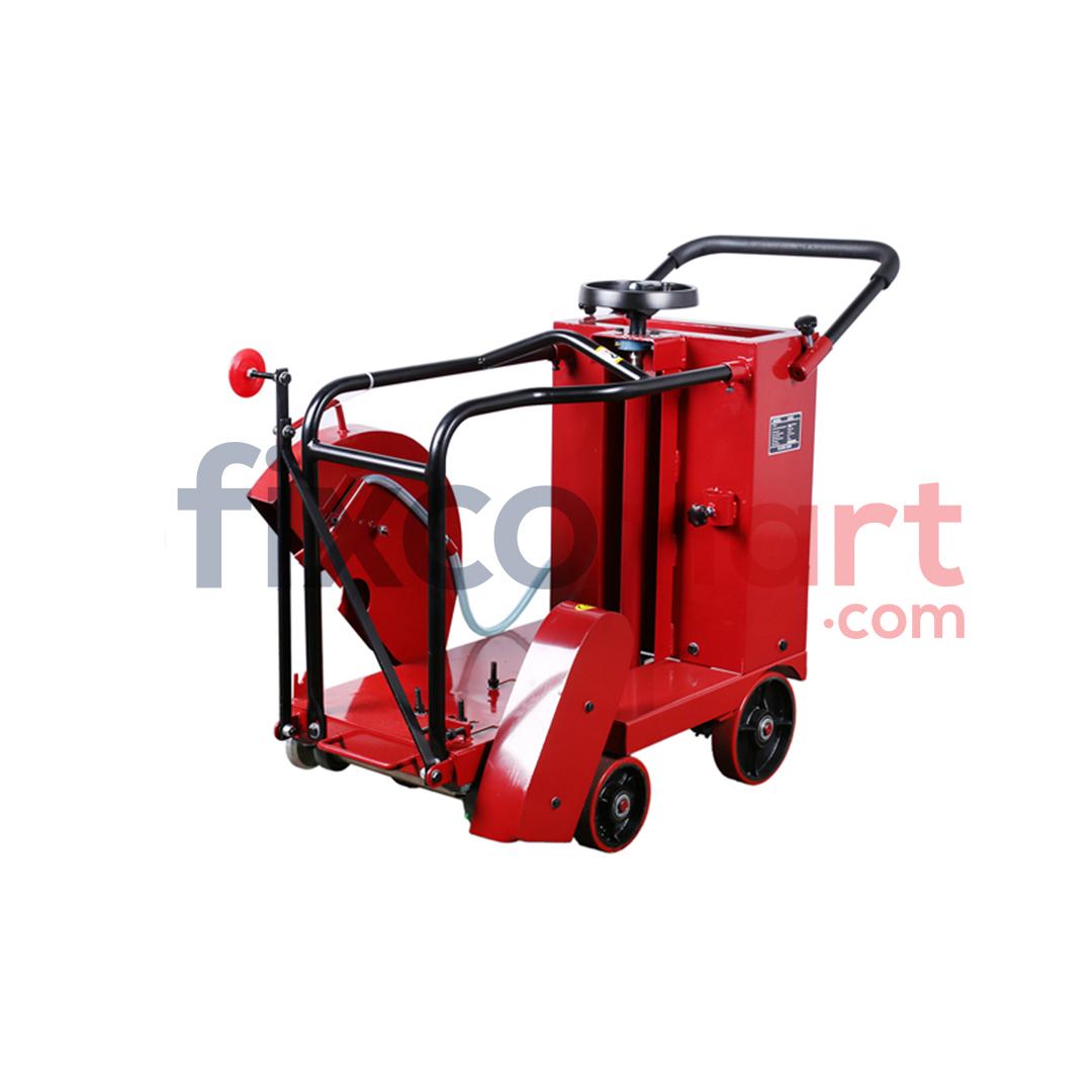 Mesin Pemotong Aspal Tropic Concrete Cutter TPQ400 + Honda GX390 + Vanbelt