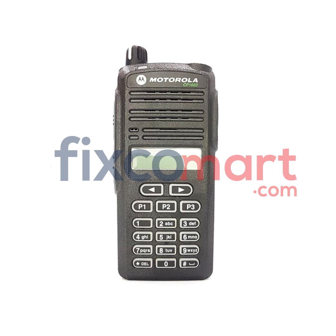 MOTOROLA HT HANDY TALKY CP 1660 / CP1660 VHF