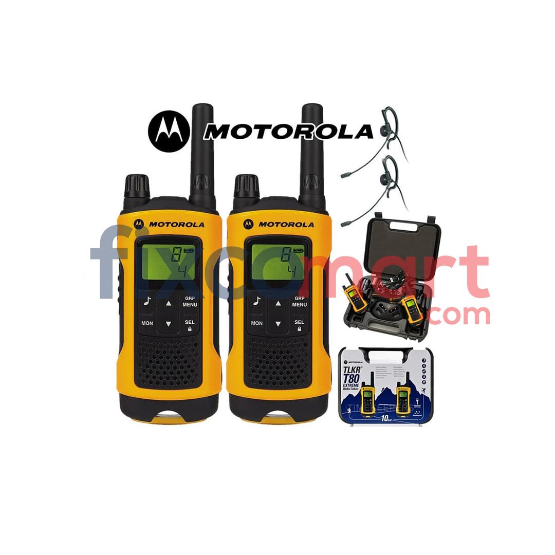 Motorola Walkie Talkie TLKR-T80