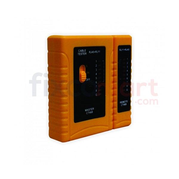 Nankai Tester Kabel LAN / LAN Tester RJ11 dan RJ45