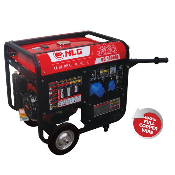 NLG Generator Set GG 10.000NE (1Phase)