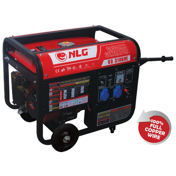 NLG Generator Set GG 3100NE