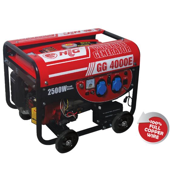 NLG Generator Set GG 4000E