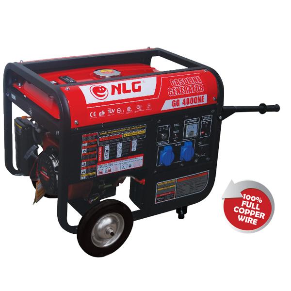 NLG Generator Set GG 4000NE