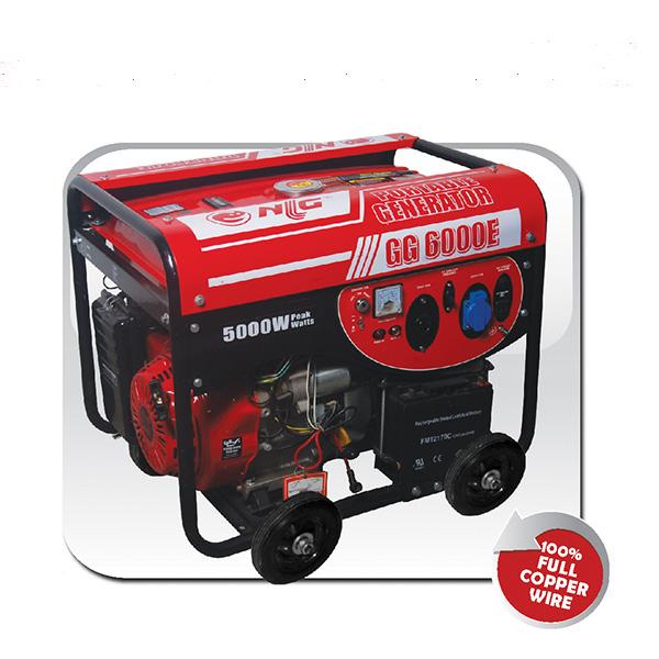 NLG Generator Set GG 6000E