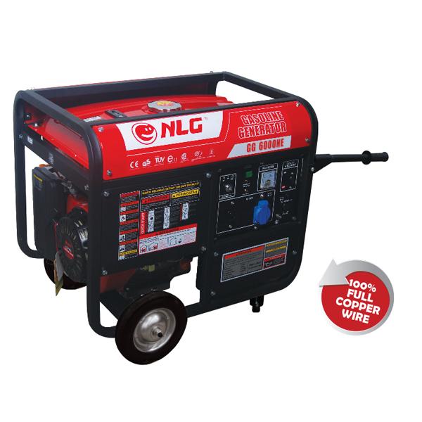 NLG Generator Set GG 6000NE