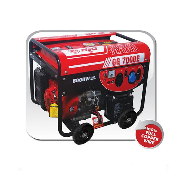 NLG Generator Set GG 7000E