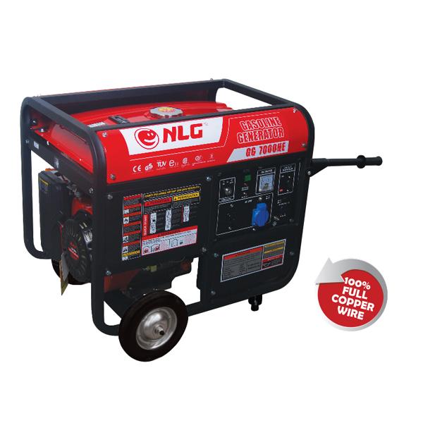 NLG Generator Set GG 7000NE
