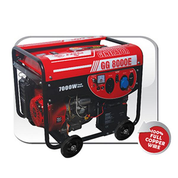 NLG Generator Set GG 8000E