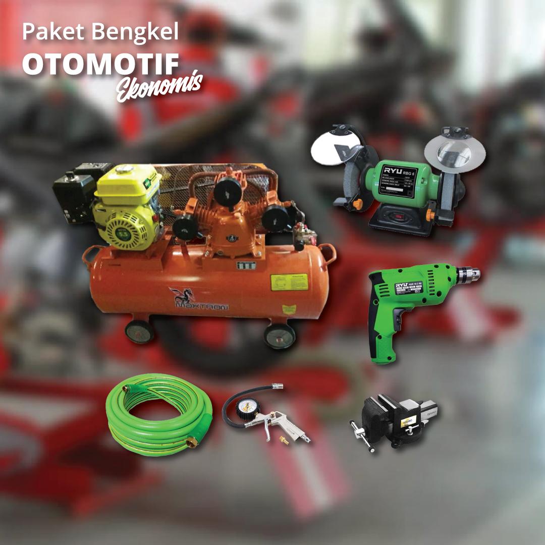Paket Bengkel Otomotif Ekonomis 2