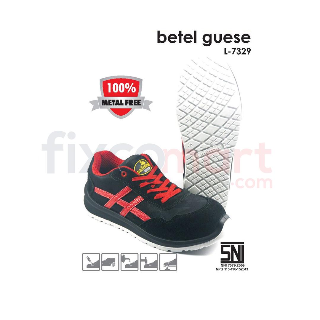 Safetoe Sepatu Safety Betel Geuse L-7329