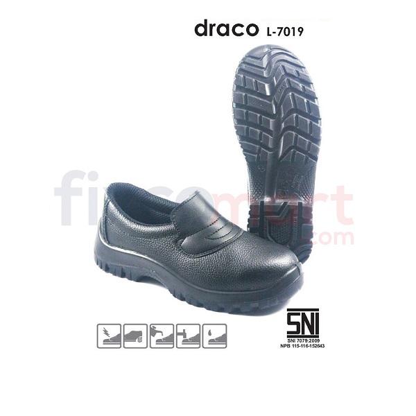 Safetoe Sepatu Safety Draco L-7096