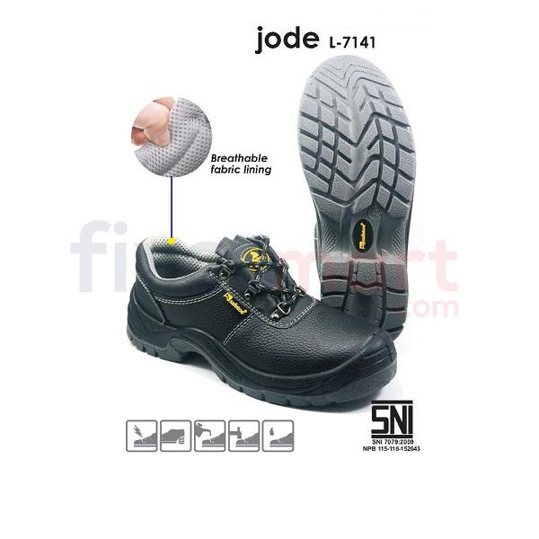 Safetoe Sepatu Safety Jode L-7141