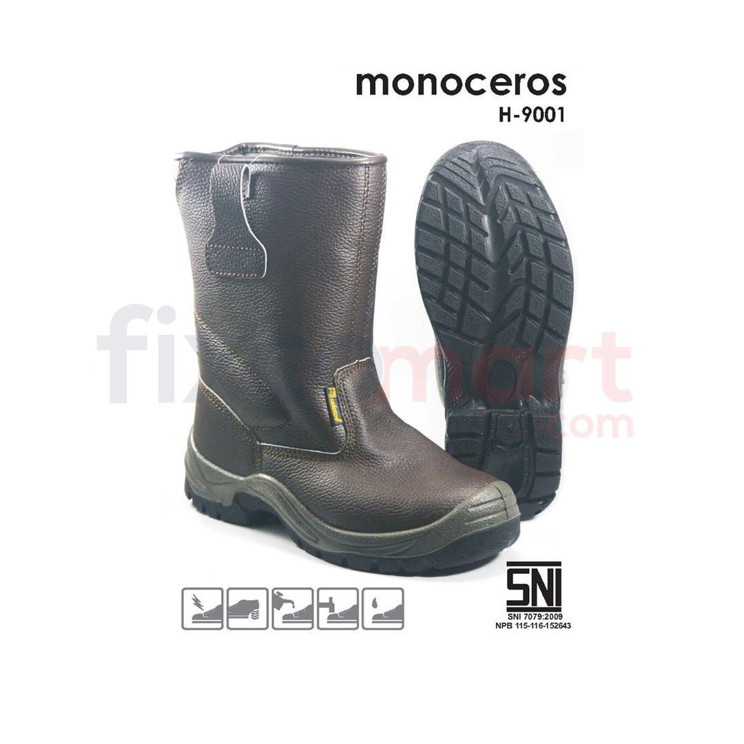 Safetoe Sepatu Safety Monoceros H-9001