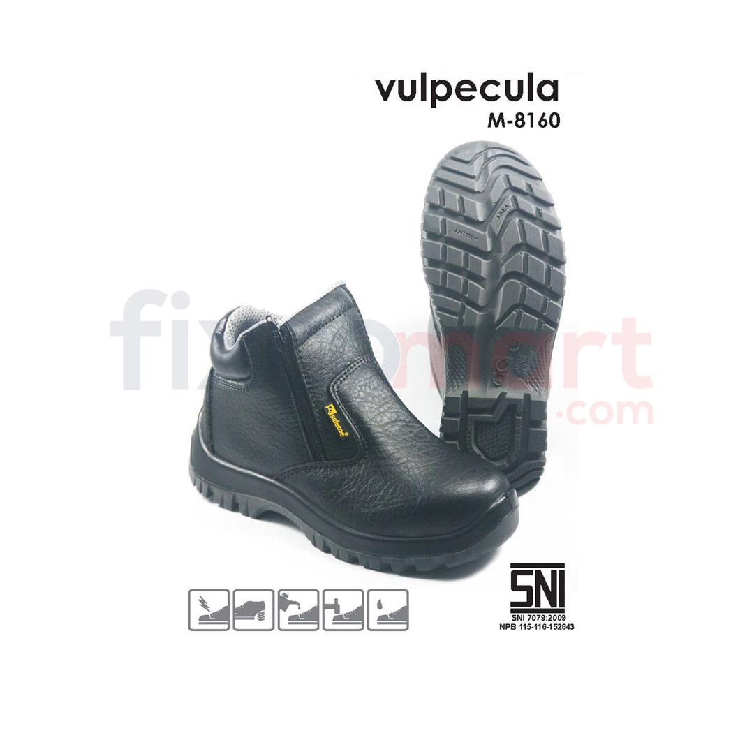 Safetoe Sepatu Safety Vulpecula M-8160