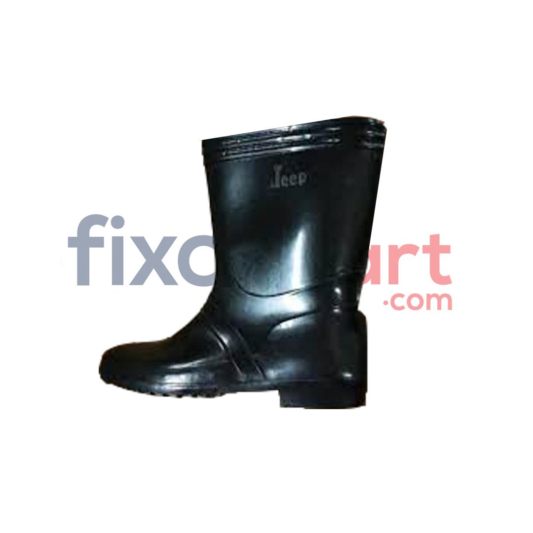 Sepatu Boot Safety Karet
