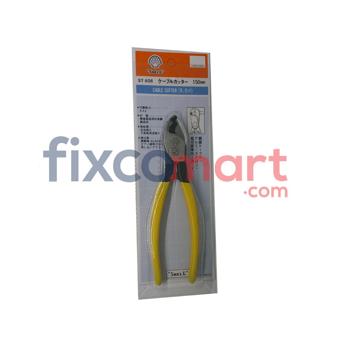 SHELL ST 606 Tang Potong Kabel 6 Inch