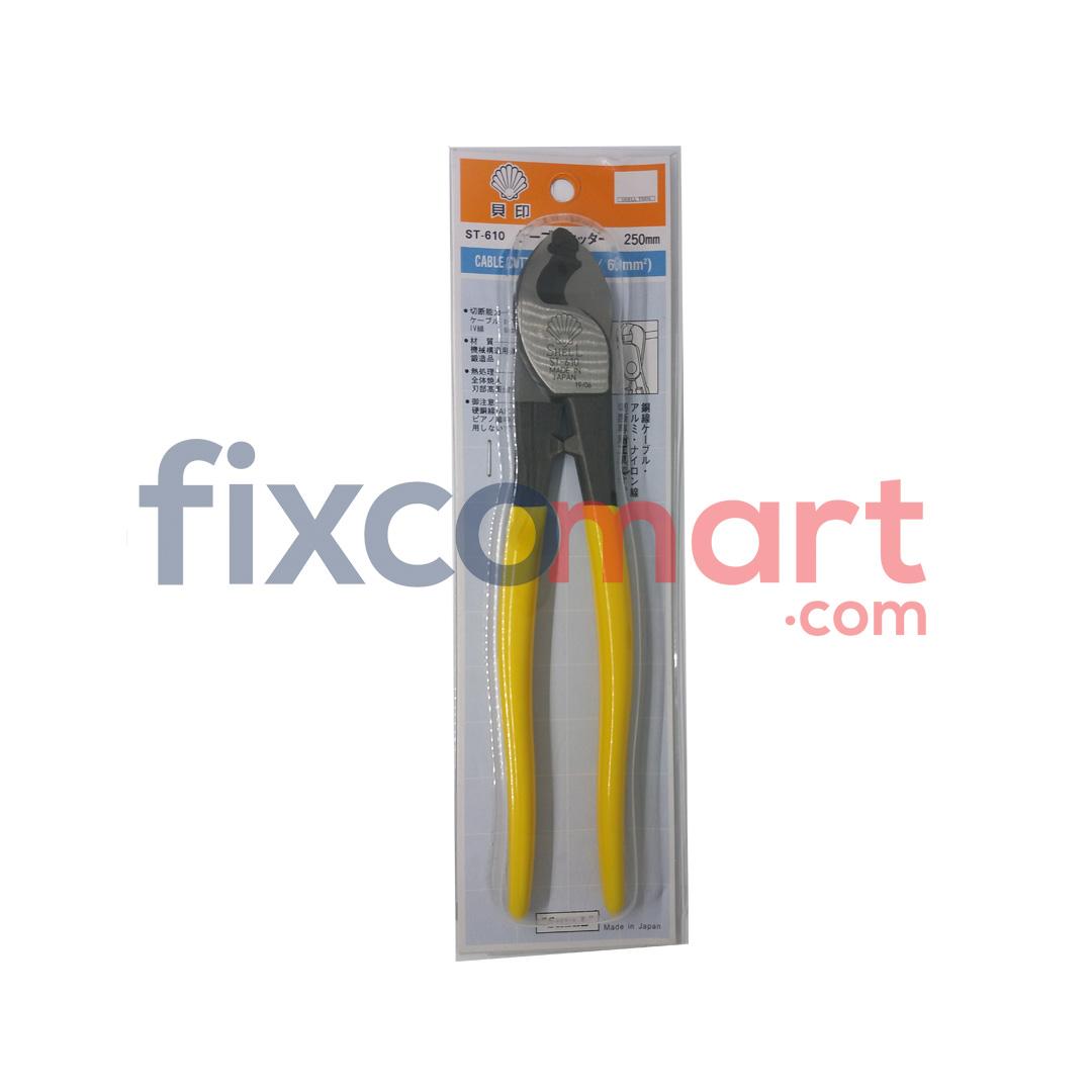 SHELL ST 610 Tang Potong kabel 10 inch