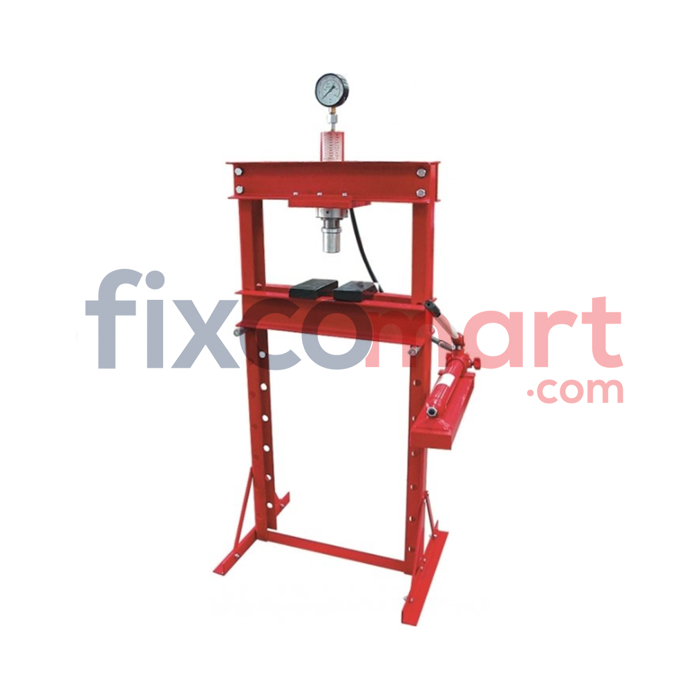 Shop Press / Alat Press Hydraulic Grip On